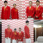 تاريخ الأزياء الرسمية الصينية للأولمبياد (خاص)