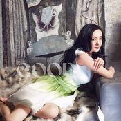 صور الممثلة الصينية المشهورة يانغ مي على مجلة 'GOOD'