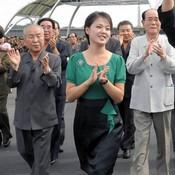 زوجة زعيم كوريا الشمالية تختفي عن الأنظار (خاص)