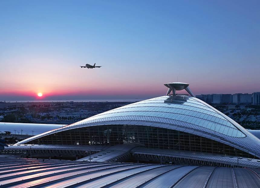 ][أشهر وأفخم مطارات آسيا][