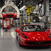 كشف النقاب عن مصنع إنتاج سيارات فيراري
