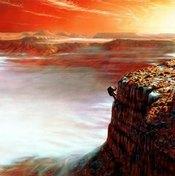 غبار 'سام' قد يهدد حياة أول الواصلين إلي كوكب المريخ