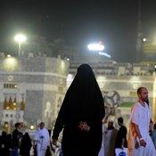 ضيوف الرحمن .. فجر مكة المكرمة