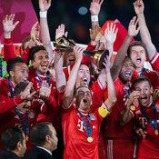 بايرن ميونيخ يتوج بطلا لكأس العالم للأندية إثر فوزه على الرجاء البيضاوي 2 - 0