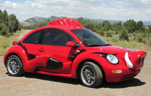 صور سيارات معدلة بأشكال غريبة تجذب الانظار 2014 001aa0ba1bb114399fac02