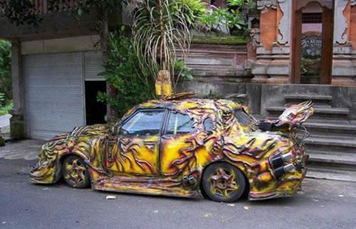 صور سيارات معدلة بأشكال غريبة تجذب الانظار 2014 001aa0ba1bb114399fad0a