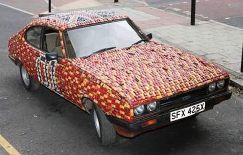 صور سيارات معدلة بأشكال غريبة تجذب الانظار 2014 001aa0ba1bb114399fad0e