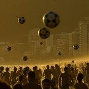 'مملكة كرة القدم' عند غروب الشمس (خاص)