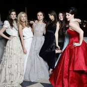الحفل الراقص الفاخر السنوي للظهور الأول لفتيات فى الحفلات الاجتماعية (خاص)