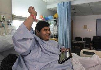 شاب سعودي بوزن 610 كيلوغرامات يحقق نتائج جيدة في تقليل الوزن