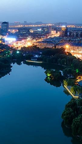 مدينة جينان ـ مقاطعة شاندونغ
