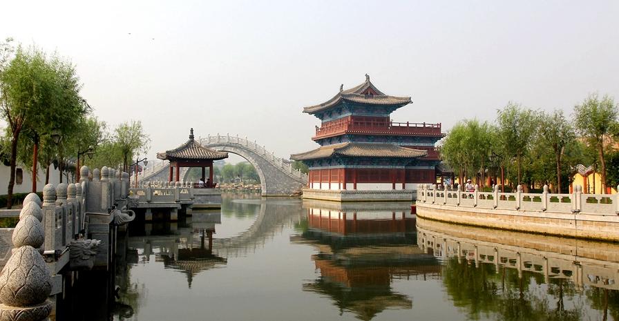 مدينة كايفنغ ـ مقاطعة خنان