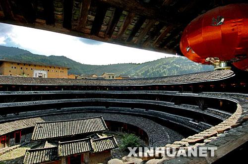 Les chefs d 39 uvre de l 39 architecture chinoise for Architecture chinoise
