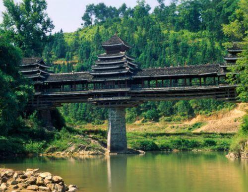 5 ponts chinois font partie des 12 plus beaux ponts du monde selon le site internet de abc. Black Bedroom Furniture Sets. Home Design Ideas