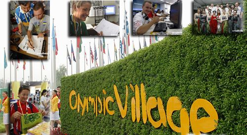 Village olympique