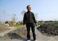 Séisme: une nouvelle maison pour un survivant dont l'histoire a ému les Chinois