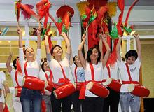 Les Chinois d'outre-mer célèbrent la Fête du Printemps