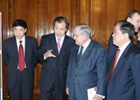 Célébration du 45e anniversaire de l'établissement des relations diplomatiques sino-françaises