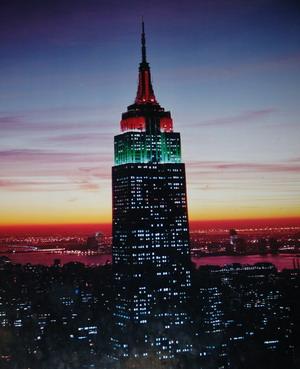 Les dix villes les plus hautes du monde for Plus haute tour new york