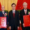 La Chine récompense deux scientifiques de renom