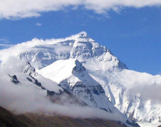 le mont le plus haut du monde