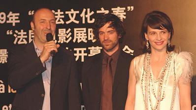 Juliette Binoche : un film est un contrat avec soi-même
