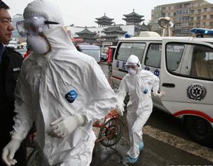 Les villes chinoises se défendent contre la grippe H1N1