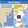 Le gouvernement chinois 's'oppose fermement' à l'essai nucléaire de la RPDC