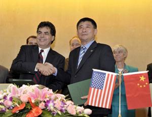 Les États-Unis signent un contrat de participation pour l'Expo 2010 de Shanghai
