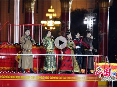 Gala de célébration des 60 ans de la République populaire de Chine II