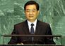 Hu Jintao assiste aux sommets de l'ONU et du G20
