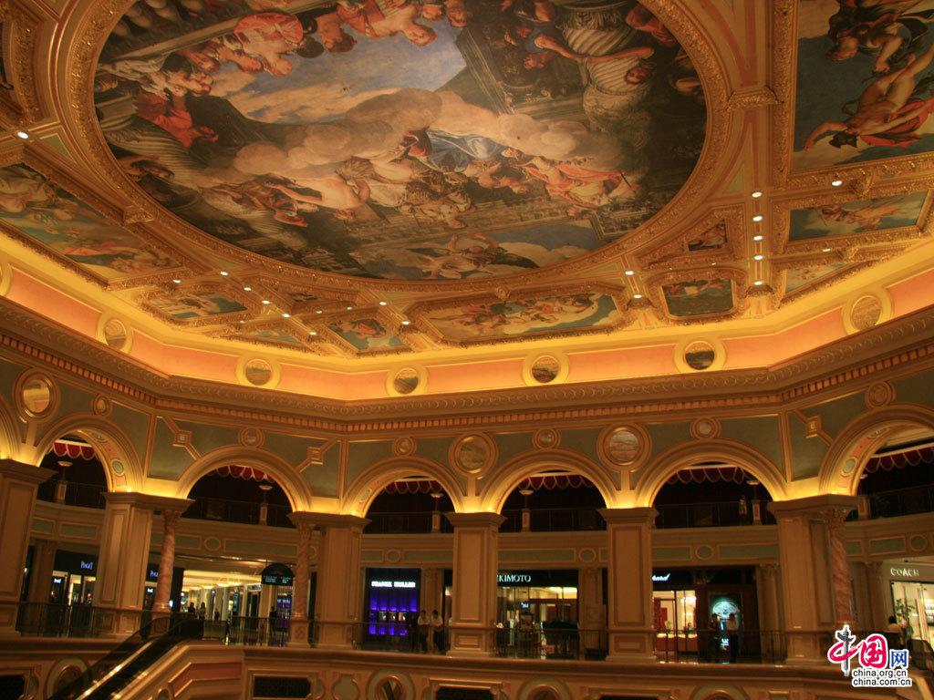 H tel de luxe the venetian macao resort hotel for Hotel de luxe