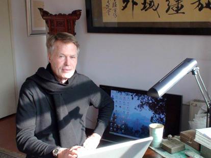 Un tour de Nobel contre la Tour de Babel- La visite de JM-G Le Clézio en Chine
