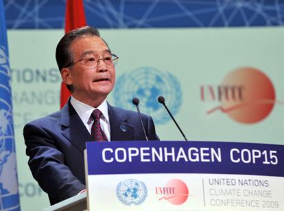Copenhague: Conférence de l'ONU sur le changement climatique