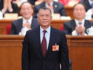 Biographique d'Edmund Ho Hau-wah élu vice-président du Comité national de la CCPPC