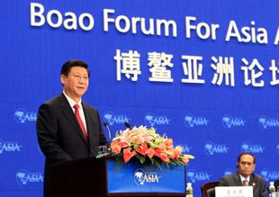 Forum asiatique de Bo'ao: Xi Jinping prononce un discours sur le développement vert et durable
