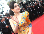 Tapis rouge du 63e Festival de Cannes