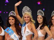 Fin du concours de Miss Bikini : Miss Roumanie remporte le titre