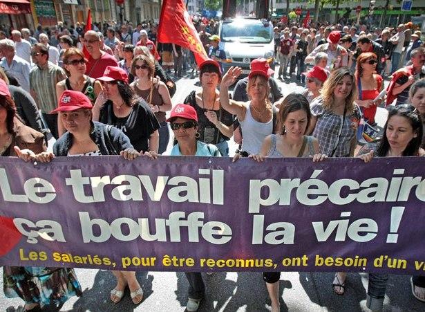 Grèves contre la réforme des retraites en France