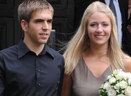 Mariage de Philipp Lahm