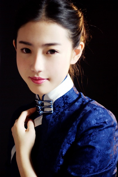 photos la belle fille chinoise zhang xinyuan