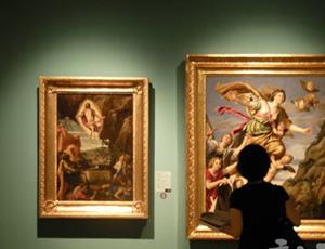 Exposition de la collection du musée de l'Ermitage à Shanghai