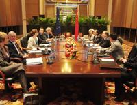 Ouverture du cinquième dialogue Chine-UE
