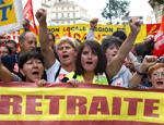 France : Manifestations et grèves contre la réforme des retraites