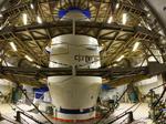 Chine : la fusée transportant la sonde lunaire Chang'e II est presque prête au lancement