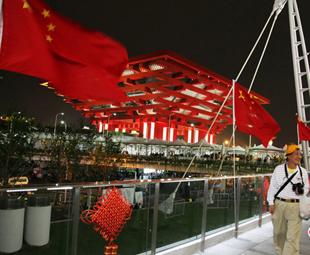Le pavillon chinois va rester ouvert après l'Expo