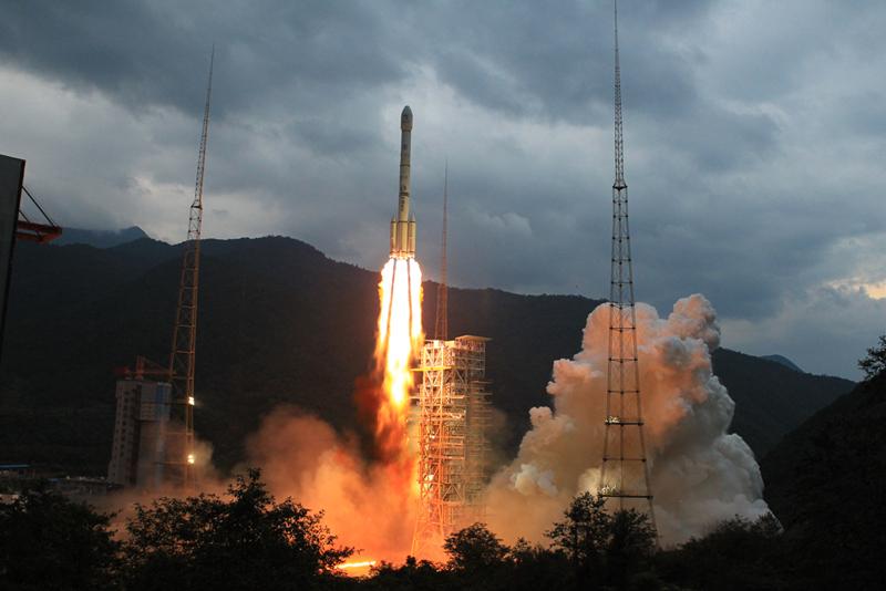 La Chine lance sa deuxième sonde lunaire 1