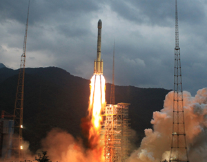 La Chine lance sa deuxième sonde lunaire