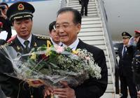 Le PM chinois arrive à Bruxelles pour une visite et des réunions