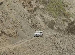 Les paysages le long de la 2e route Yunnan-Tibet